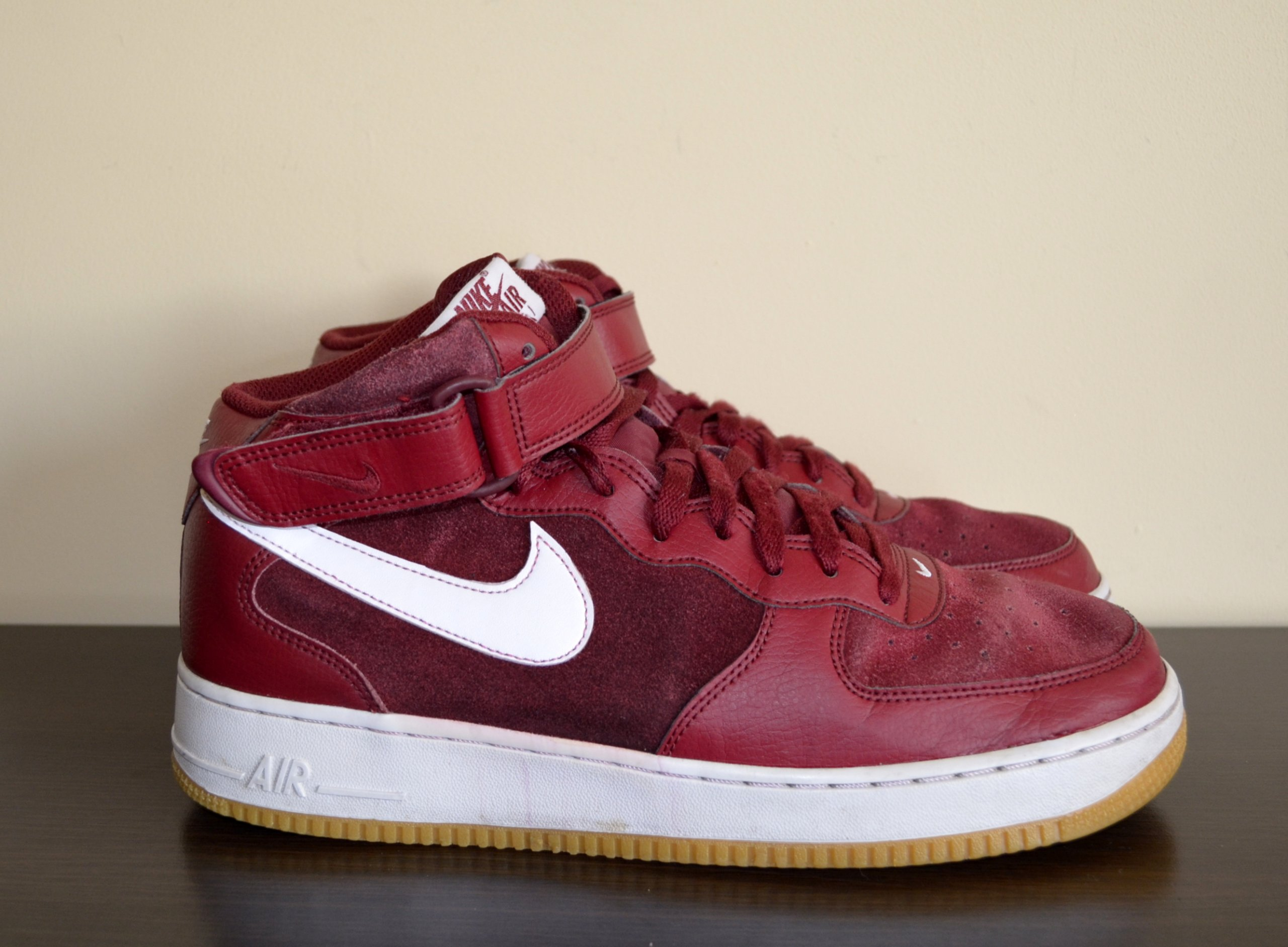8909700d Buty sportowe męskie Nike Air Force 1 Mid 07 bdb - 7234833175 ...