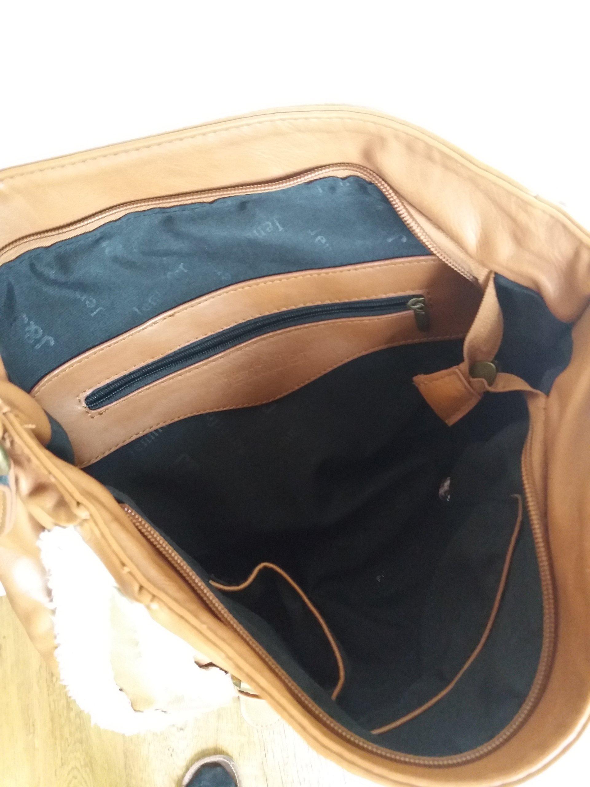 776be064ab1e9 Torebka skórzana skóra Jennifer CCC - 7256745653 - oficjalne ...