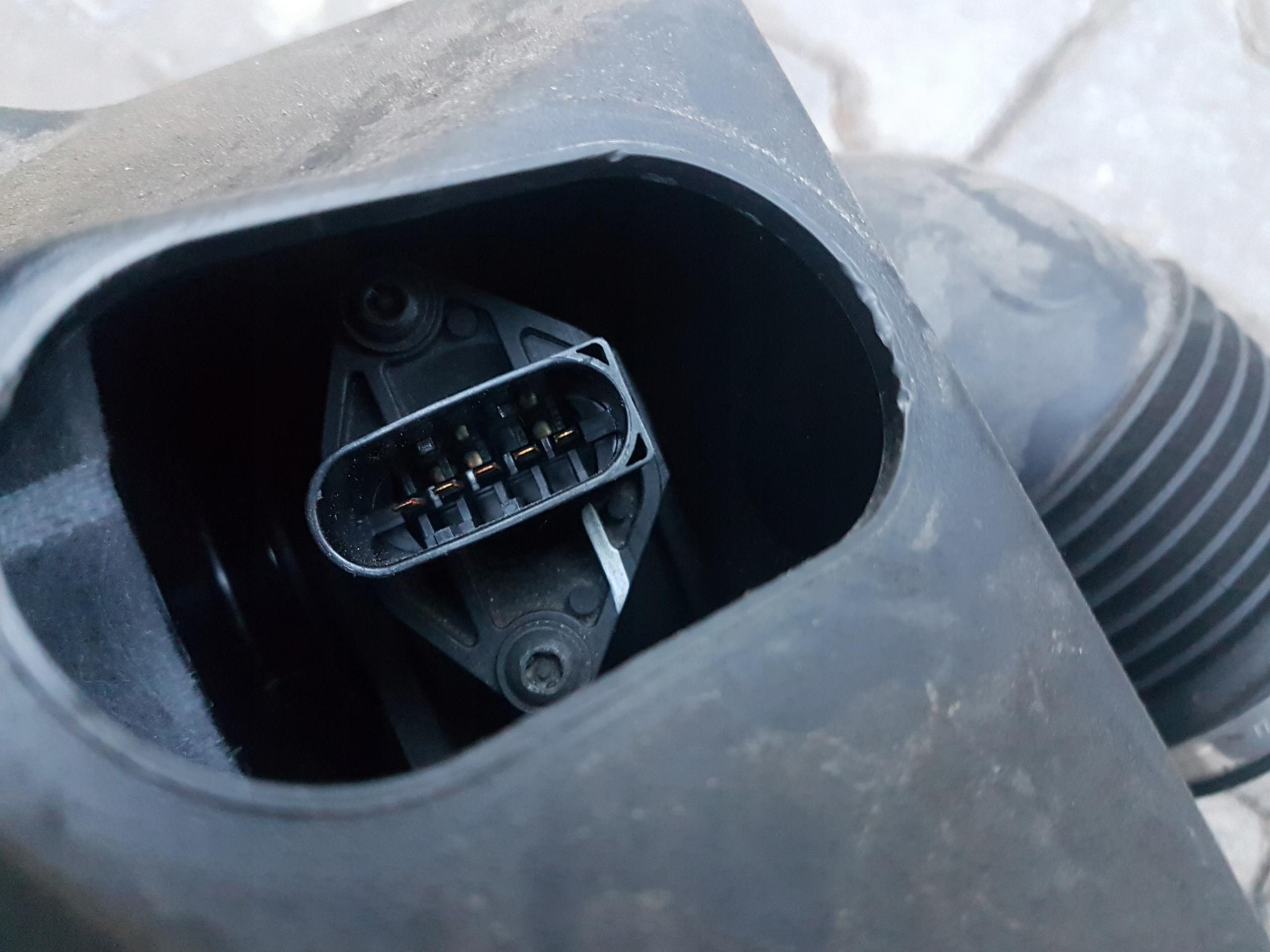 Przepływomierz BMW e87 n43 LCI lift,PŃ