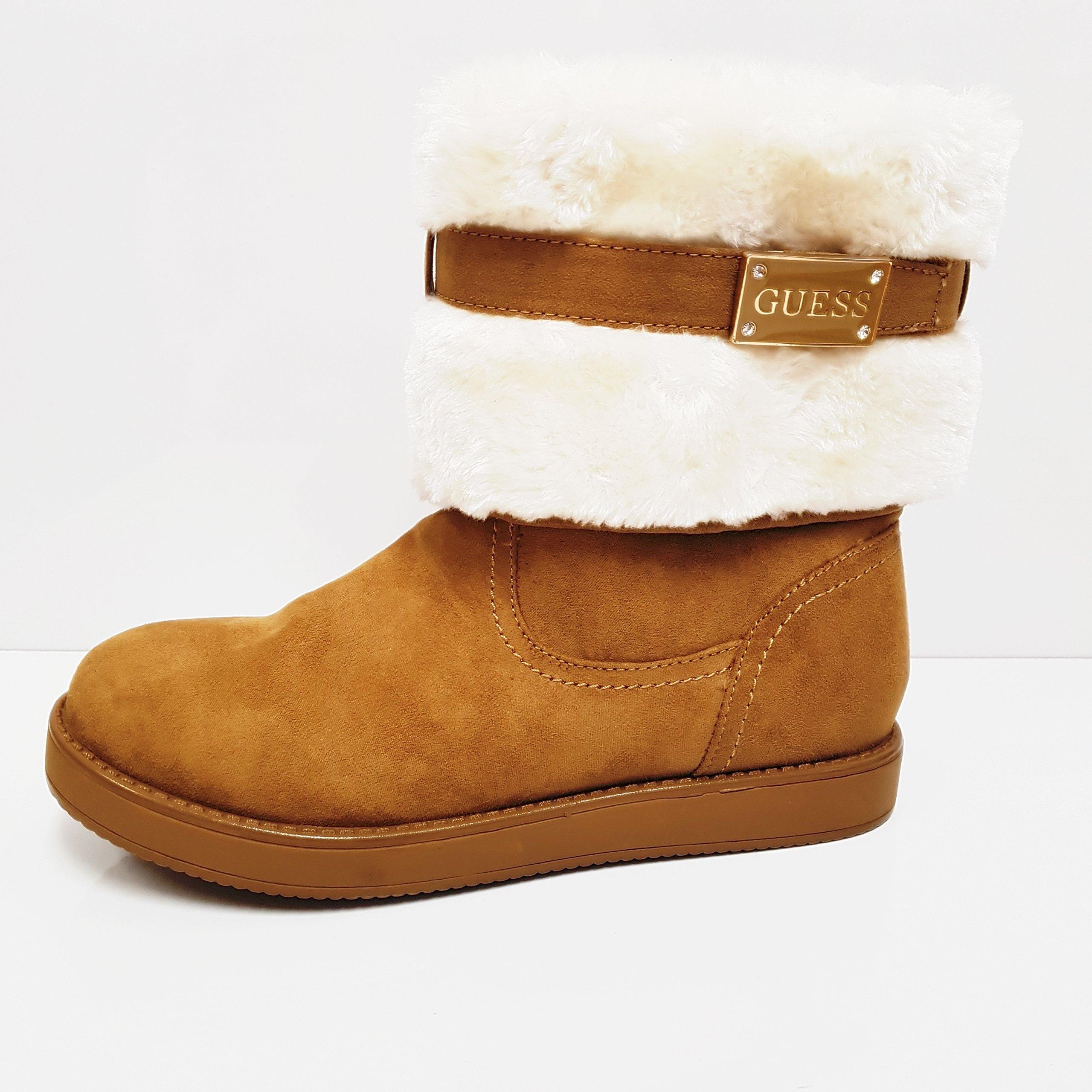 6a63853eb4802 Kozaki damskie GUESS 38 buty po nartach ciepłe HIT - 7051528043 ...