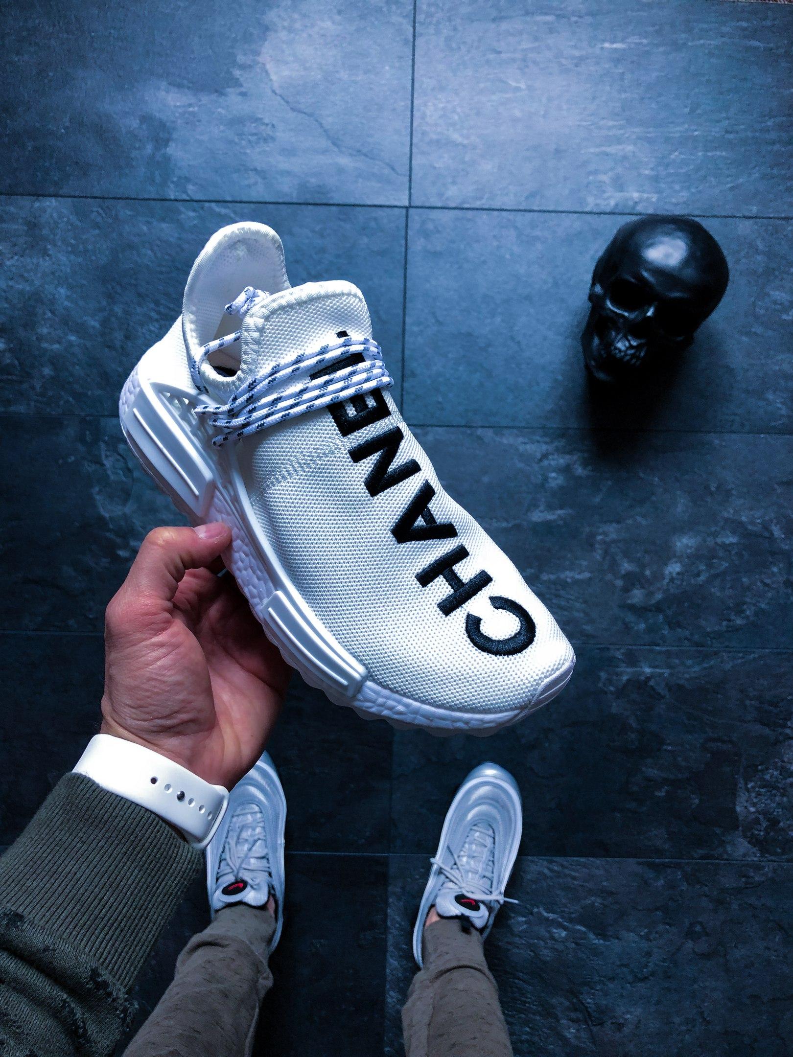 tania wyprzedaż usa najnowsza zniżka gorąca sprzedaż online Adidas PW Human Race NMD