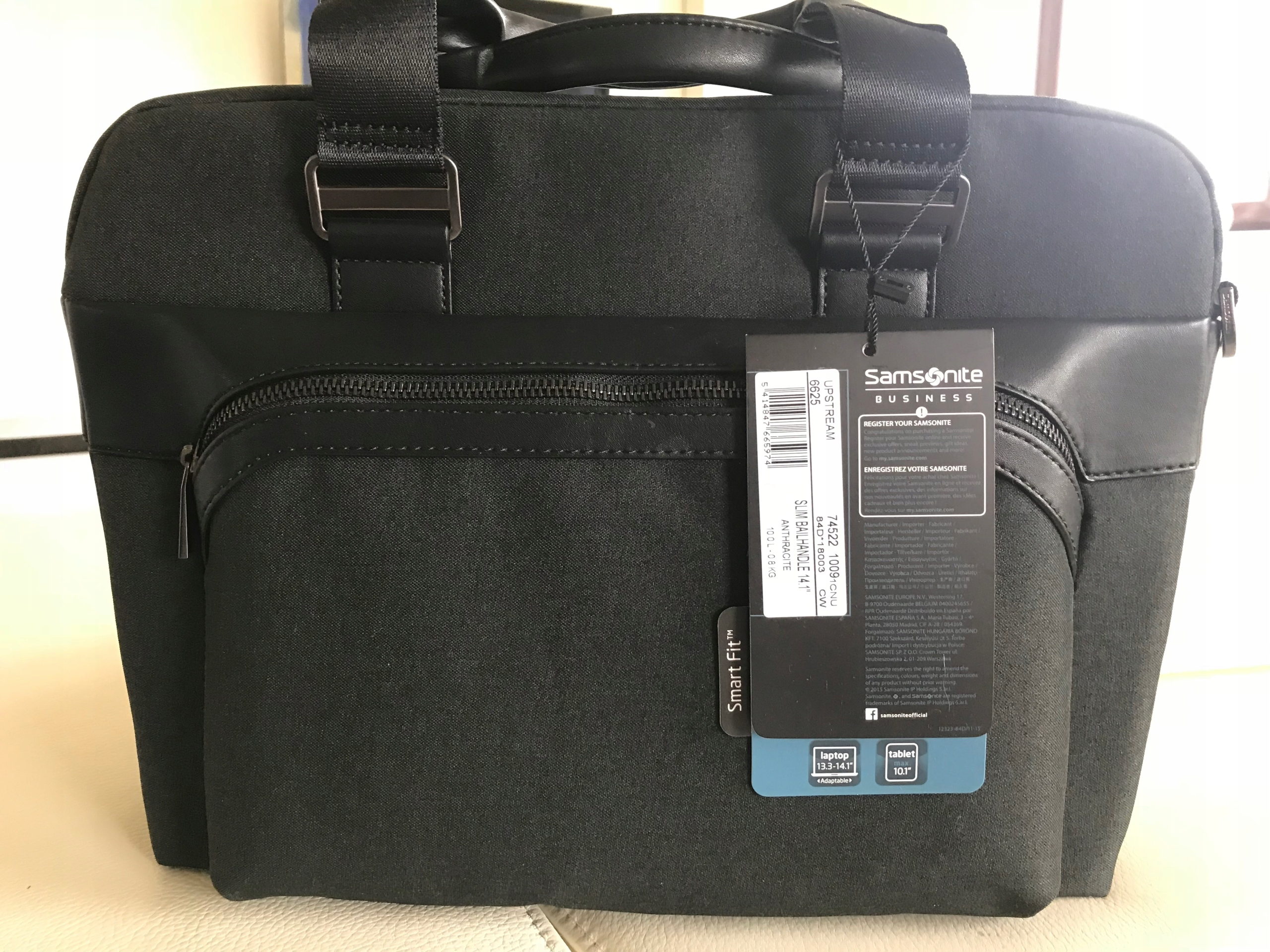 9b5f0dc884e52 SAMSONITE BUSINESS UPSTREAM TORBA NA LAPTOPA - 7711775606 ...