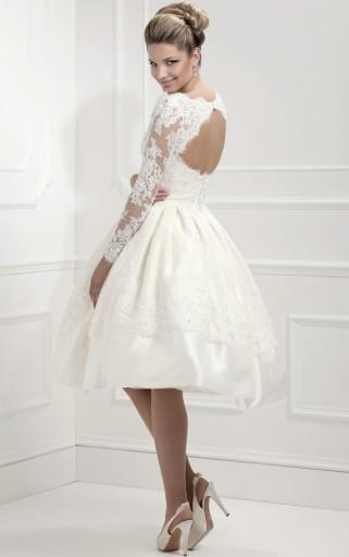 Suknia ślubna Retro Nowa 7351132787 Oficjalne Archiwum Allegro