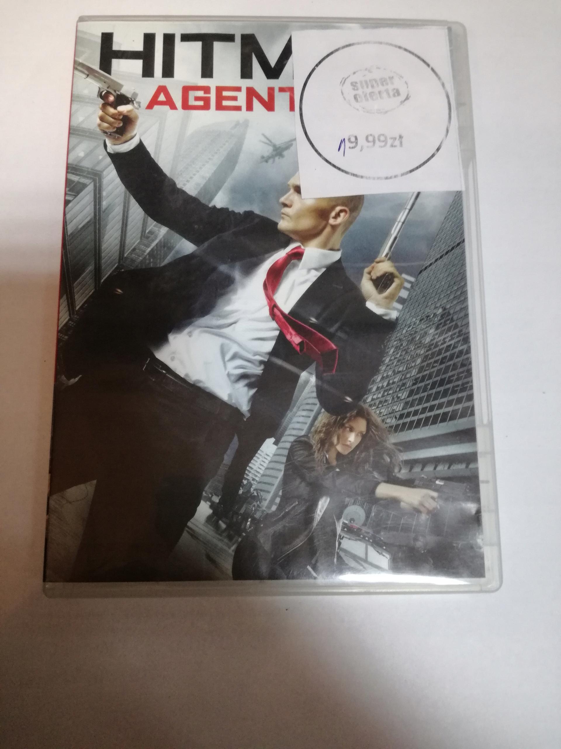 HITMAN AGENT Dvd Sklep Videoteka Tychy