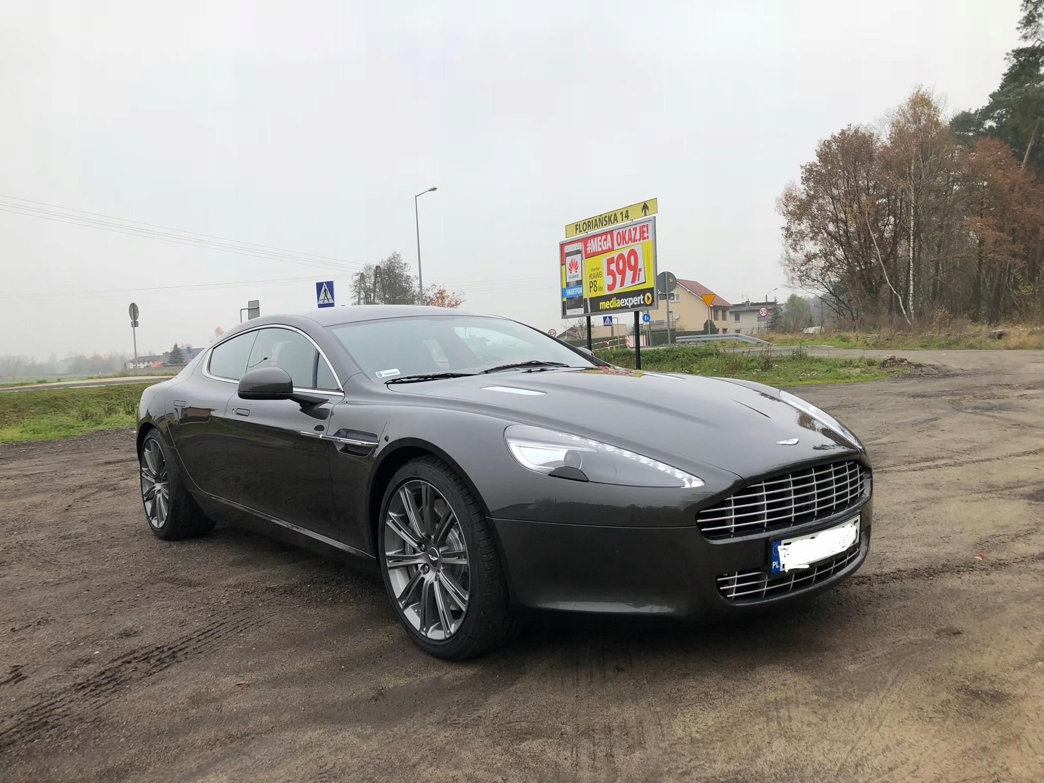 Aston Martin W Oficjalnym Archiwum Allegro Archiwum Ofert