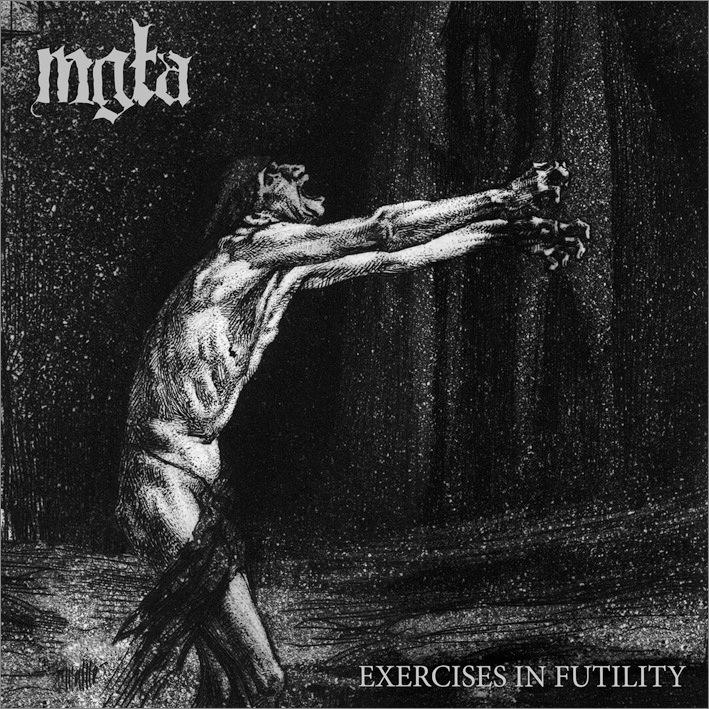 Mgła ''Exercises in futility'' CD 2015