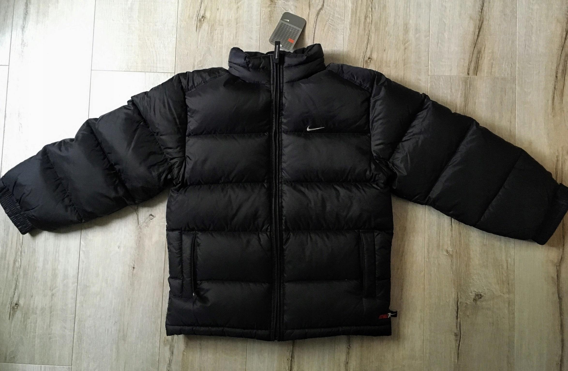 NIKE kurtka Junior zimowa nowa chłopiec 140 152 7625435353