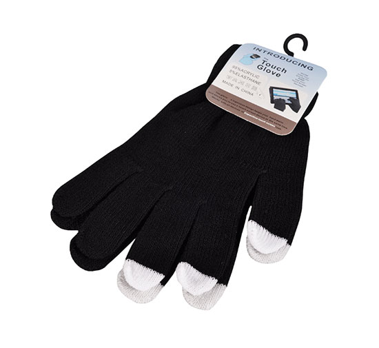 Rękawiczki do Smartfona Tableta Dotyku rozm. S-M