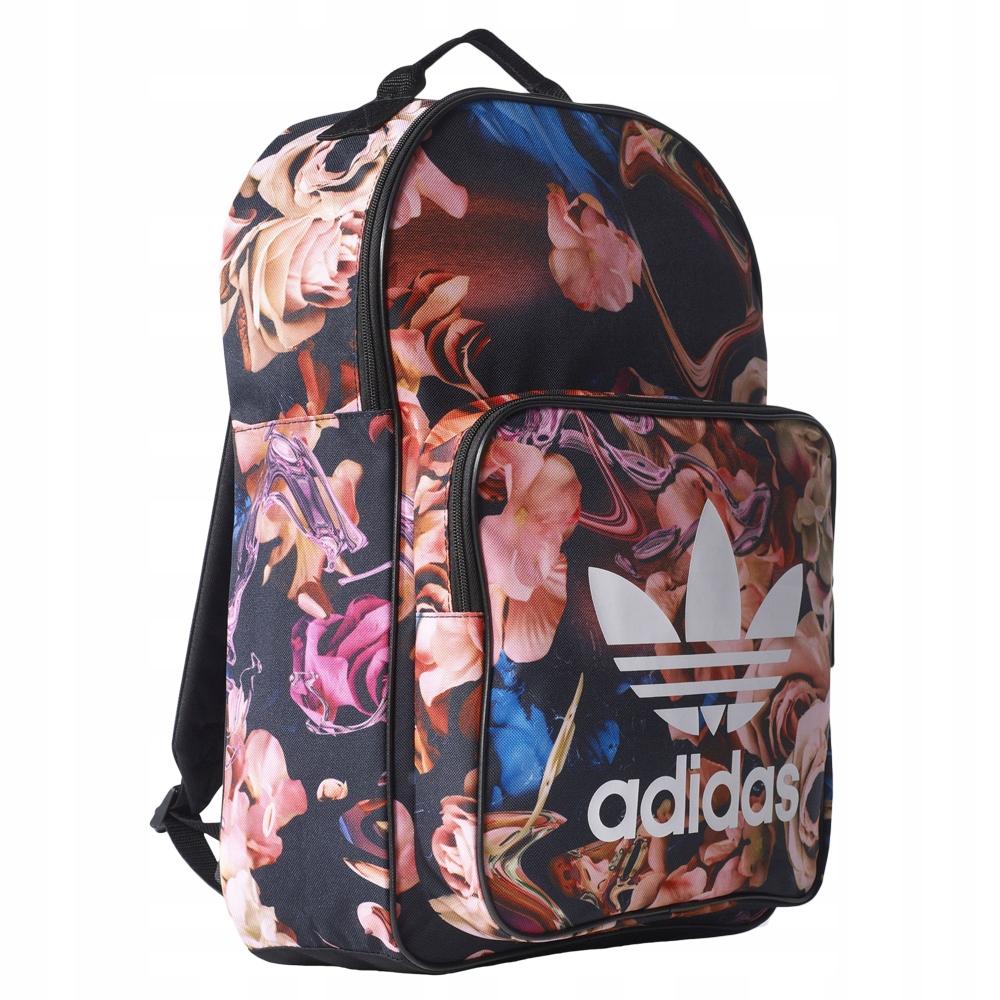trampki Cena hurtowa ogromna zniżka Plecak Adidas Originals BR4906 miejski szkolny - 7671623949 ...