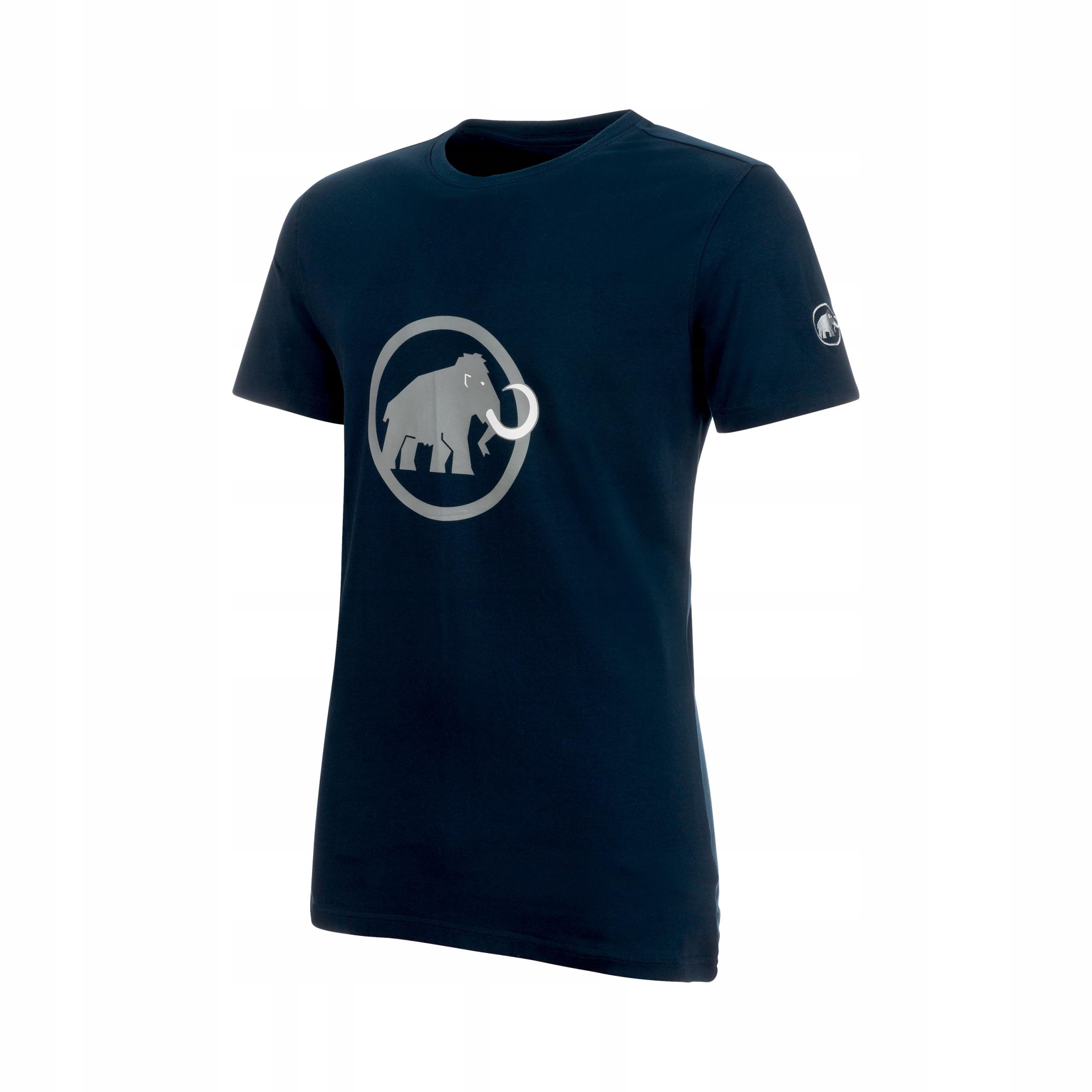 Mammut T-Shirt Logo Men marine-granit (Rozmiar od