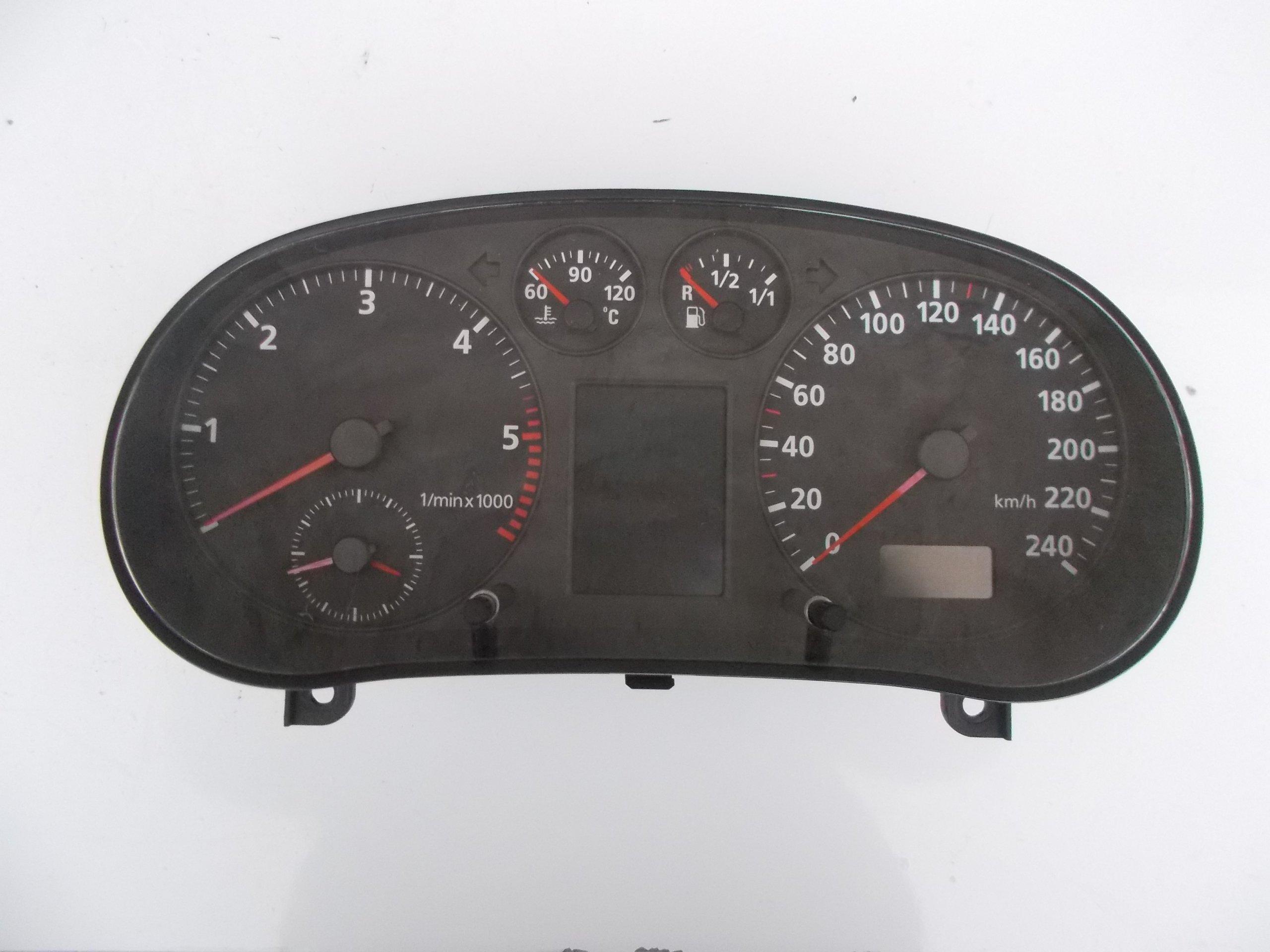 Licznik Zegary Audi A3 8l 19 Tdi 8l0919880 7106777758 Oficjalne