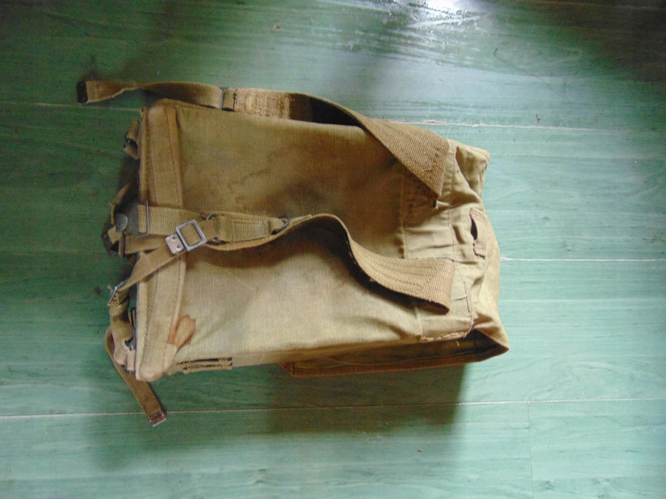 318e64abbc992 Tornister wzór 33 WP/LWP plecak kostka wczesny - 7591904588 - oficjalne  archiwum allegro