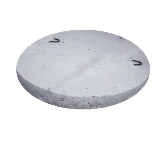 W Ultra Pokrywa Betonowa Pełna Właz Dekiel 100cm Akro-Bud - 7234407592 IO04