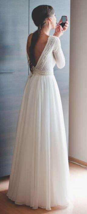 Suknia ślubna Diana Gaja 7423206538 Oficjalne Archiwum Allegro