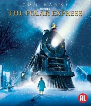 BLU-RAY Animation - Polar Express Cast: Tom Hanks