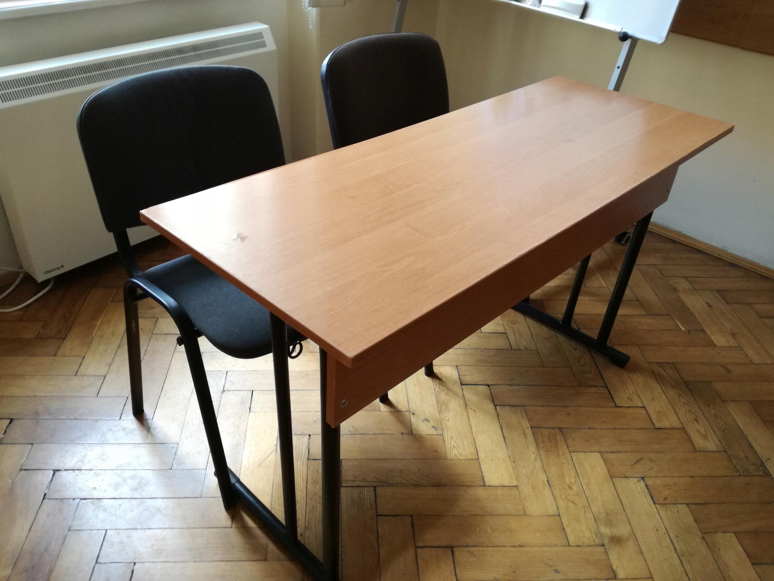 W Ultra OKAZJA wyprzedaż biurko ławka szkolna - 7466236104 - oficjalne JN53