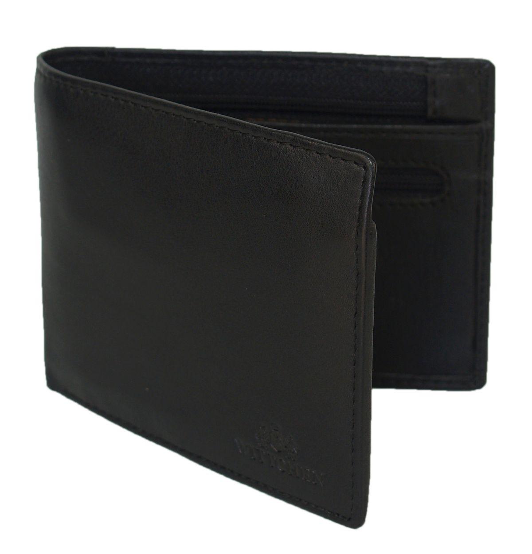 534a83ca5053b Wittchen 14-1-040 czarny męski portfel slim 6 kart - 7290511111 ...