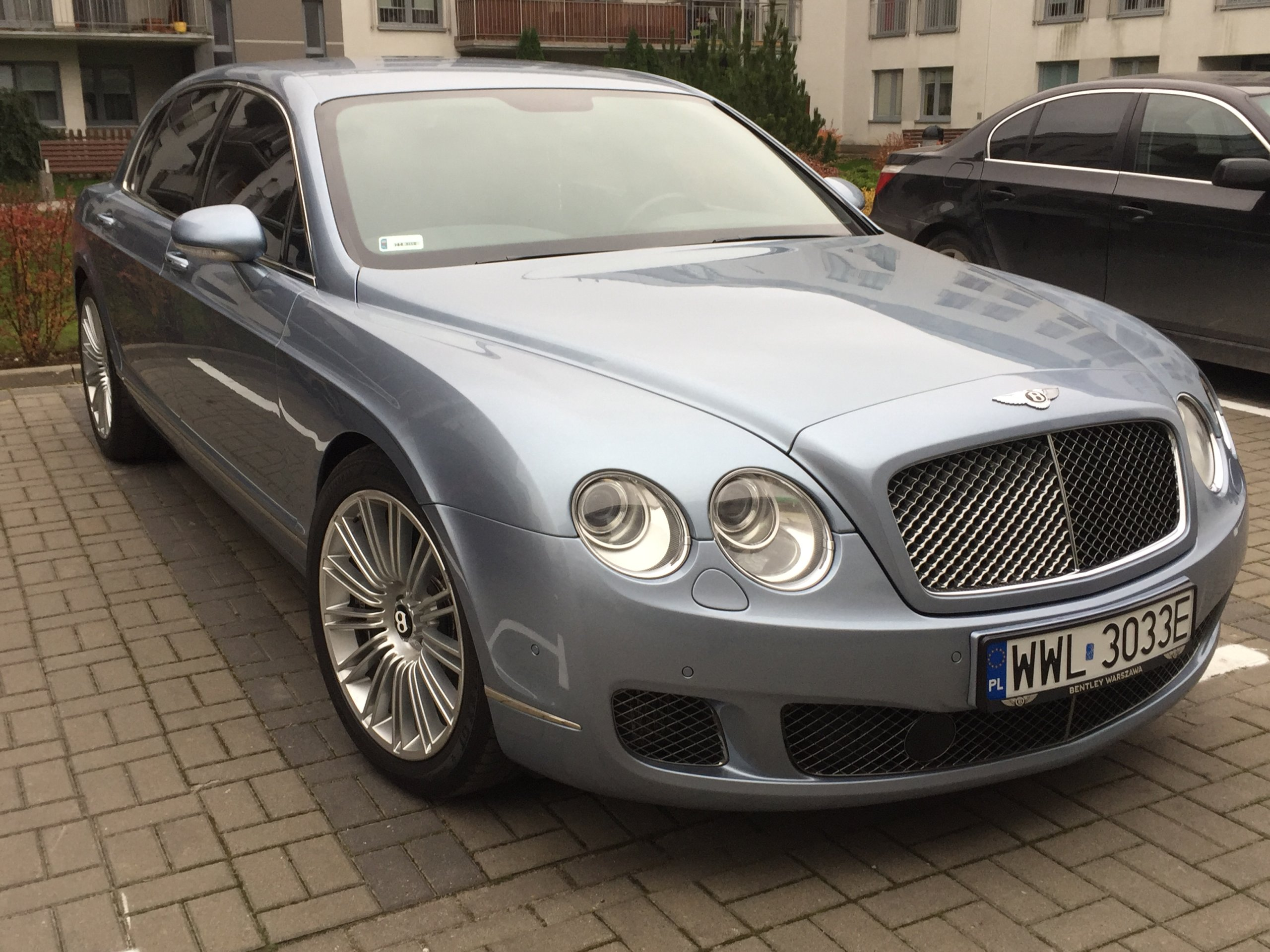 BENTLEY CONTINENTAL FLYING SPUR SPEED W12 610KM