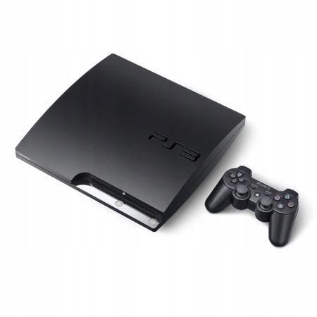 PS3(320GB)+ GRY + PAD OKAZYJNIE