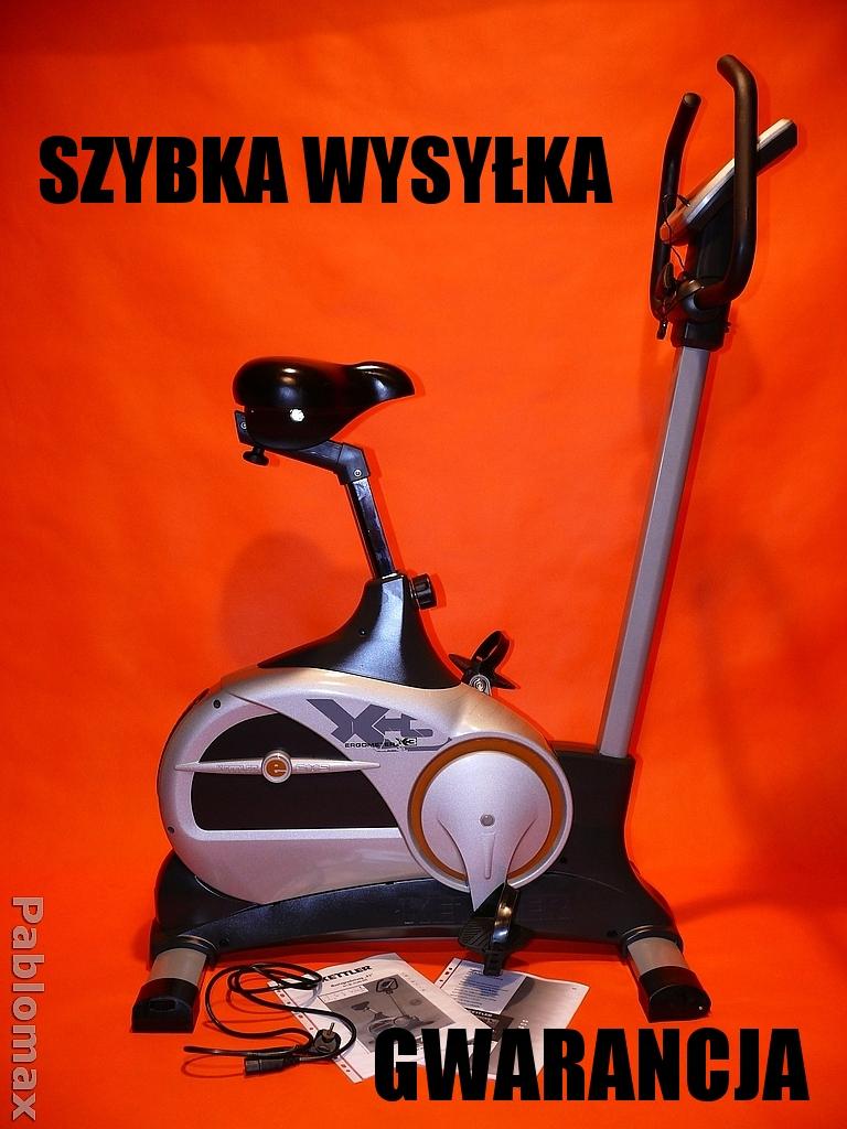 WYSOKI MODEL ROWER TRENINGOWY KETTLER ERGO X3