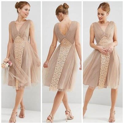 c494b5a07e3f4c Cudna tiulowa sukienka koronka WESELE XL(42) ASOS - 7608582985 ...