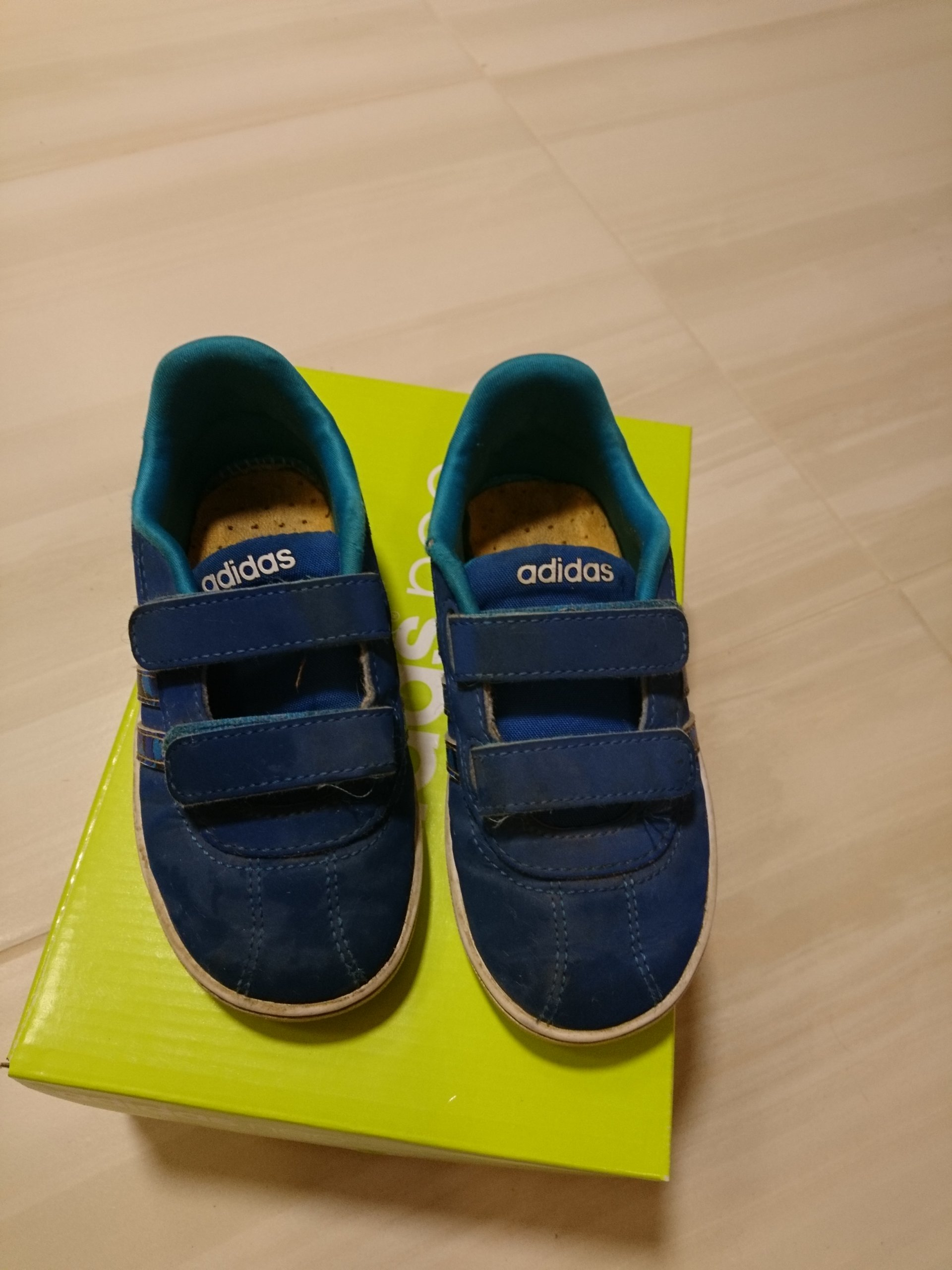 buty adidas dla chłopca 26