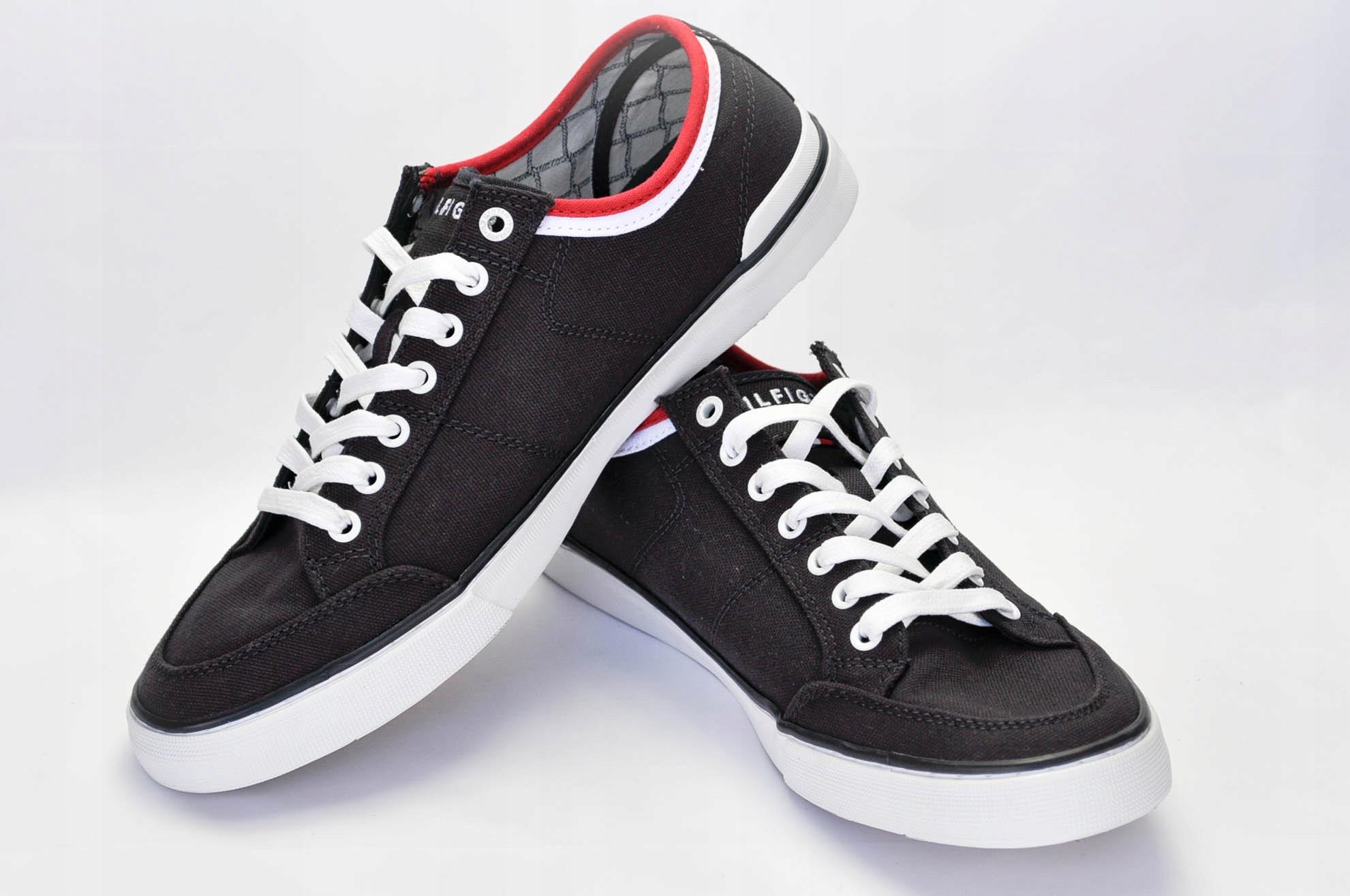 aa96360b45330 Tommy Hilfiger HARRINGTON - Sneakersy niskie r.43 - 7501137104 ...