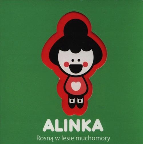 Alinka Rosną W Lesie Muchomory 7465320947 Oficjalne