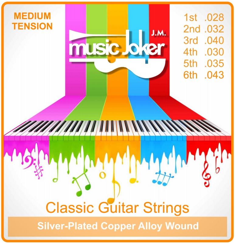 Struny do gitary klasycznej nylonowe tanie i dobre