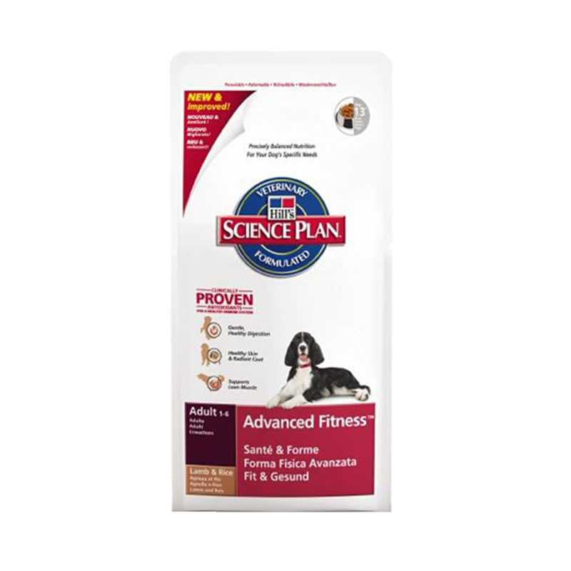 HILL'S Canine Adult Lamb Rice 18kg