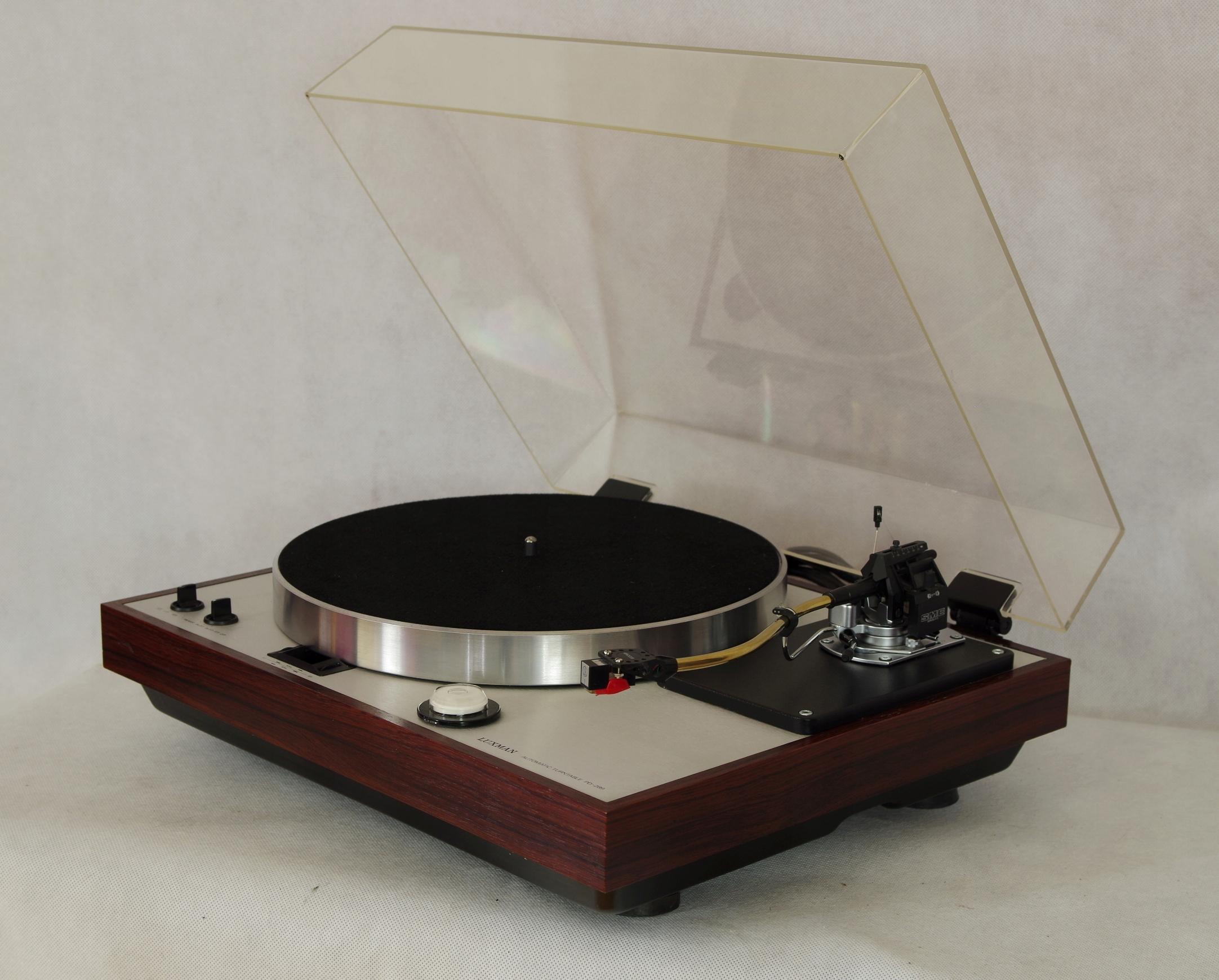 Gramofon Luxman PD-289, ramię SME 3009 SERIES IIIS