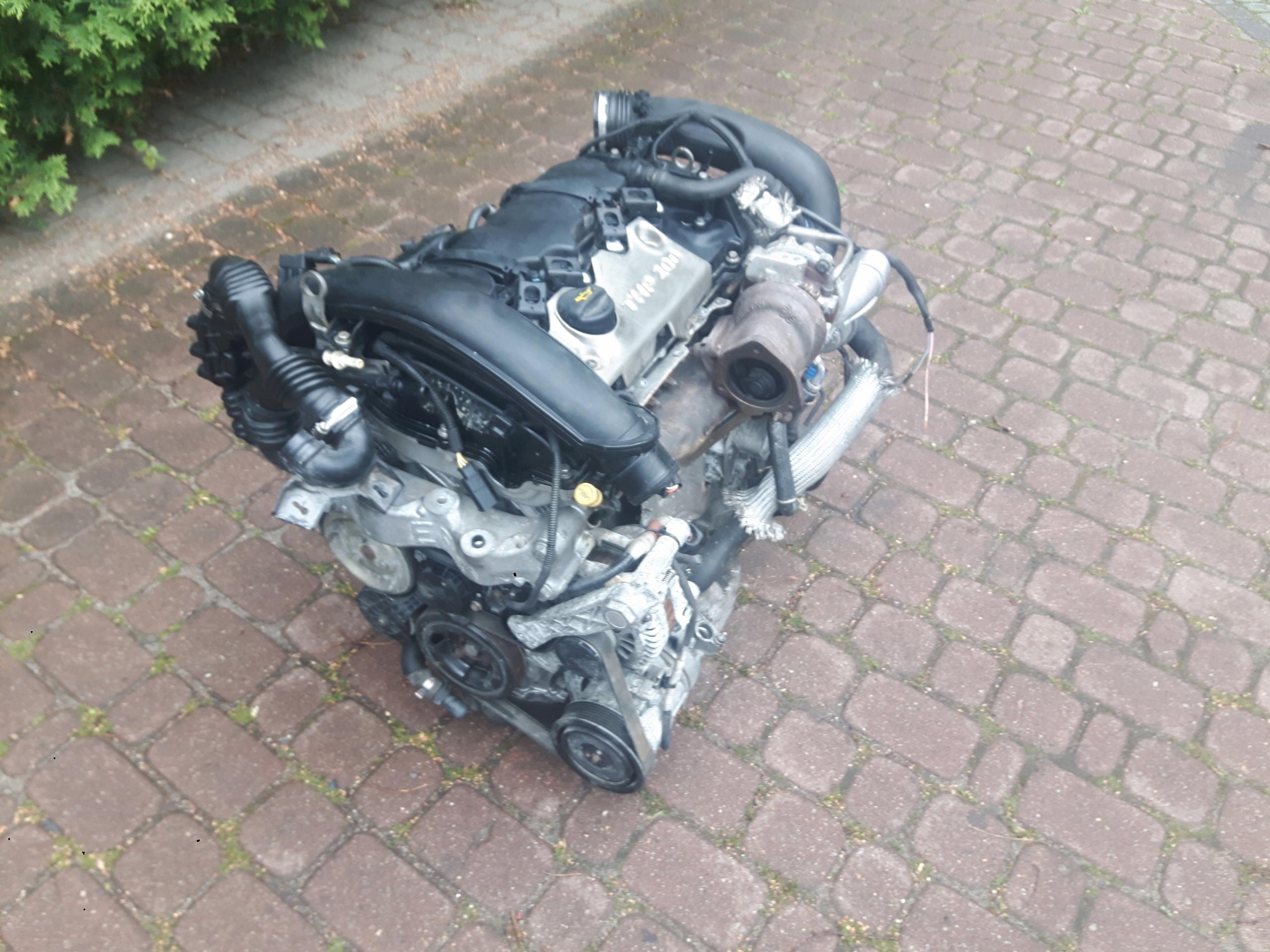 Peugeot 308 Rcz 1 6 Thp Ds Gti Ep6cdtx 5f03 Silnik
