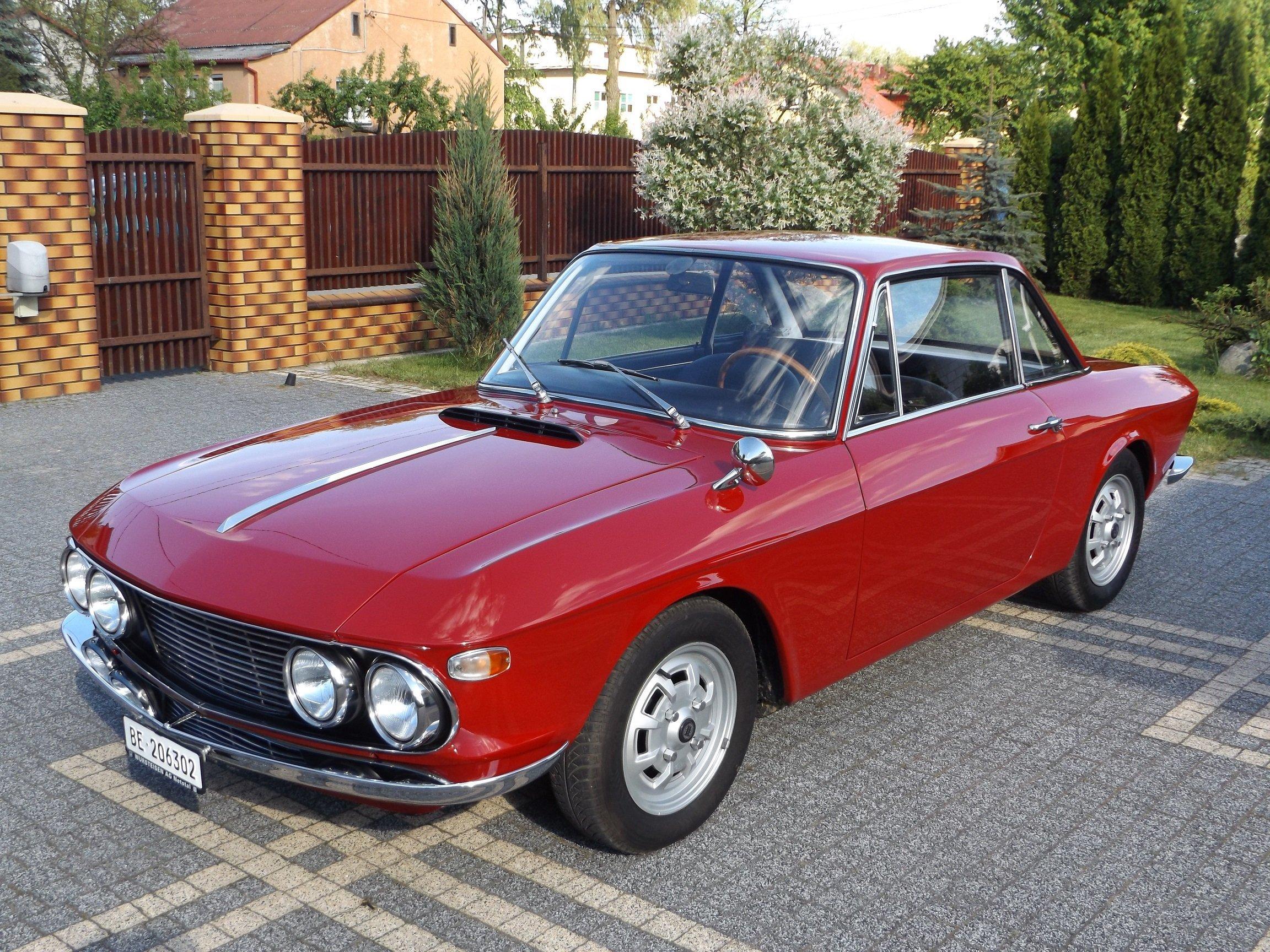 Lancia Fulvia Coupe Rallye 1.3 S