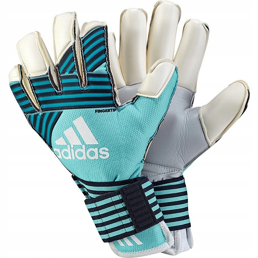c67f5cbeb Rękawice adidas ACE Trans FT BS4124 11 niebieski - 7443818386 ...