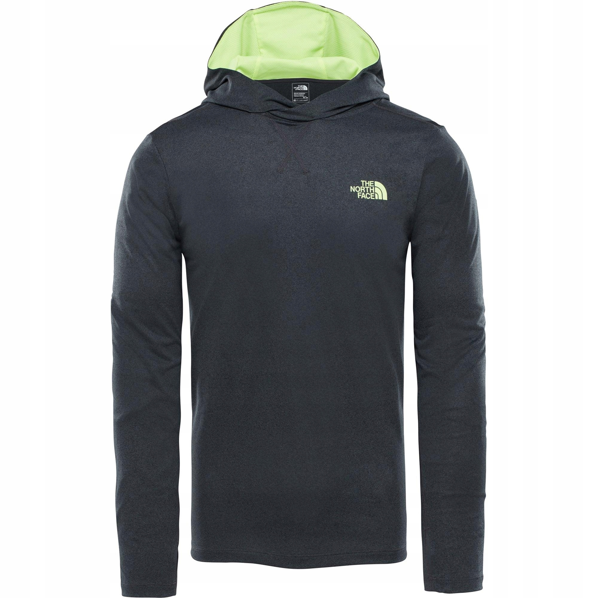 BLUZA Z KAPTUREM THE NORTH FACE REACTOR r S