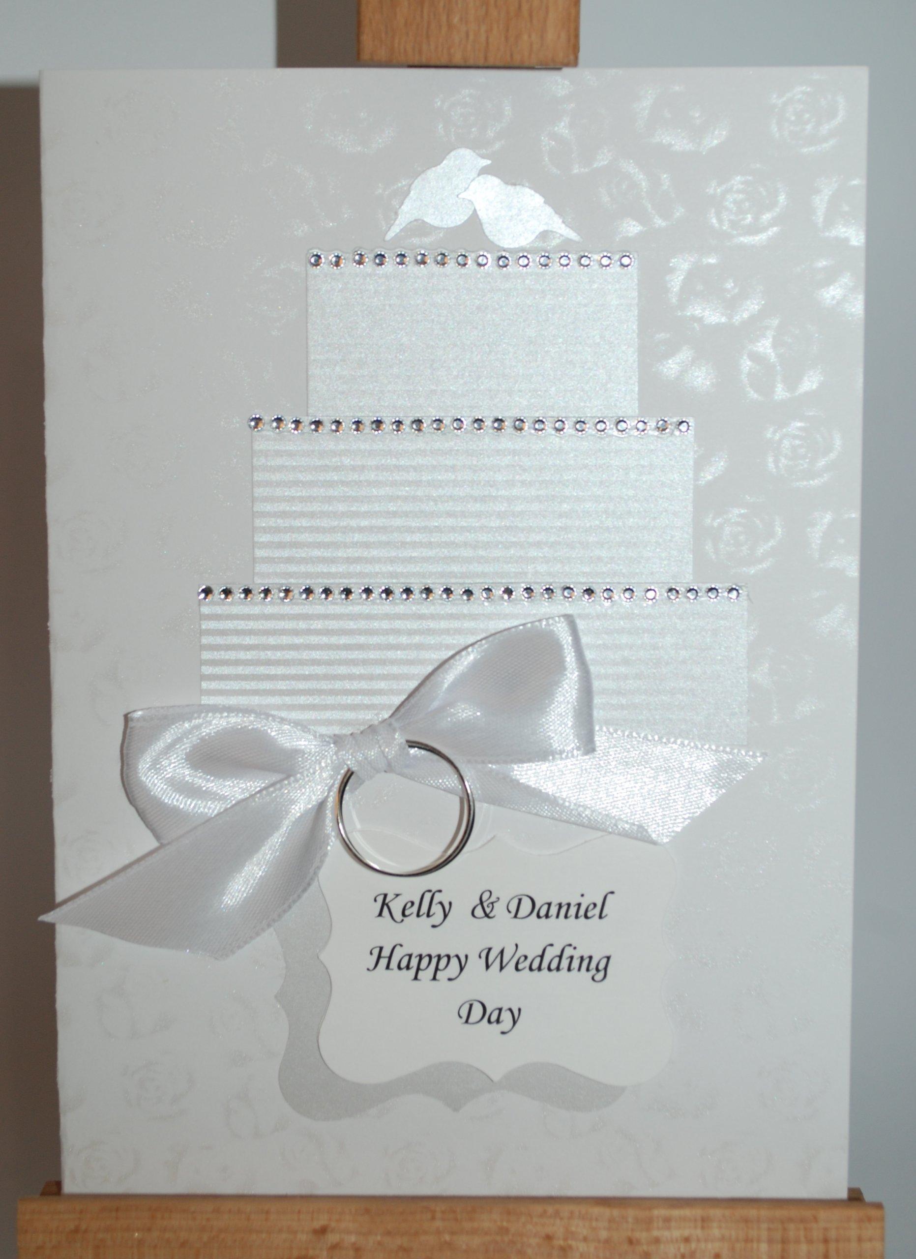 3d Kartka Kartki Na ślub Wesele życzenia W J Ang 6919849663