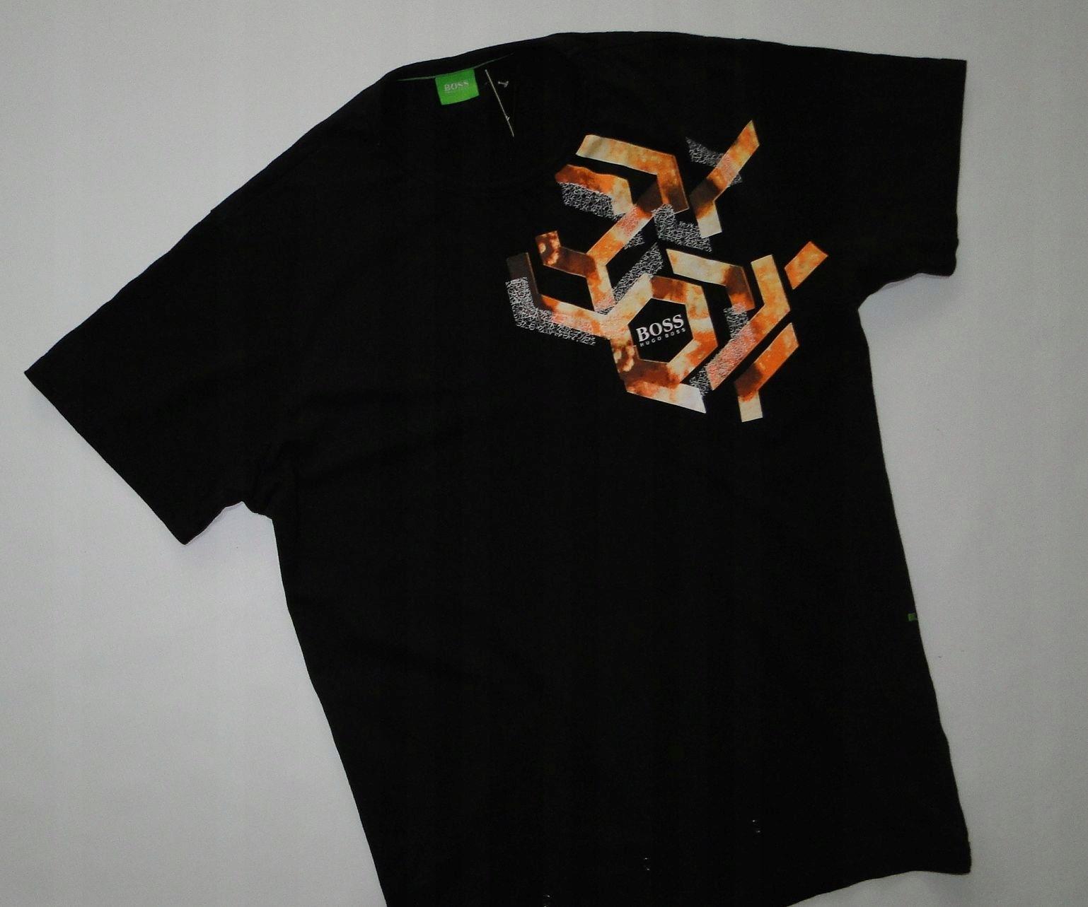 77a1849f748cc Koszulka HUGO BOSS Art Buttons T-shirt / M - 7547095222 - oficjalne ...