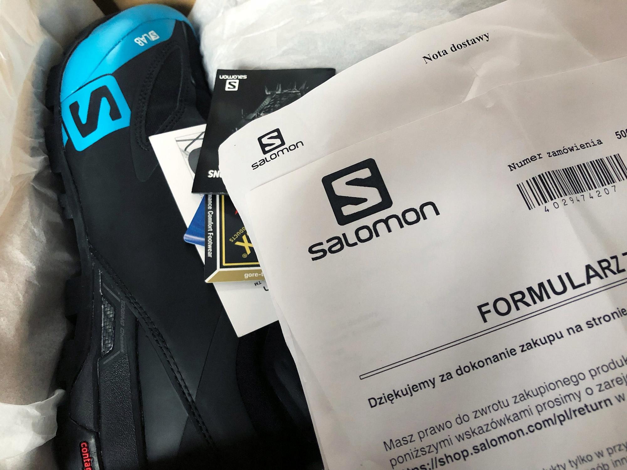 07dd3d6d SALOMON S-Lab X Alp Carbon 2 GTX - buty górskie - 7768901224 ...