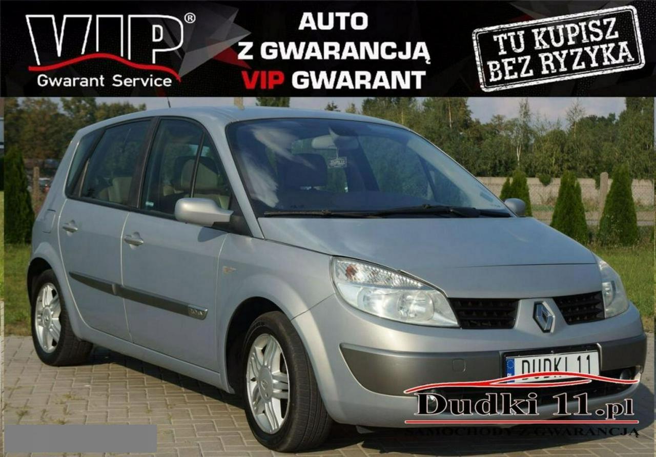 Renault Scenic 2,0b DUDKI 11 aut,navi,HANDS-FREE,2