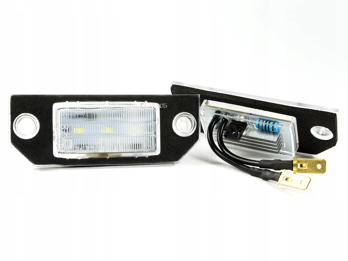 подсветка массива led к ford focus mk2 c-max