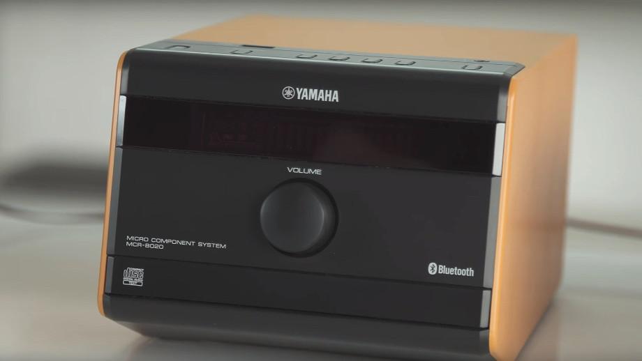 Yamaha MCR-B020 - videotest