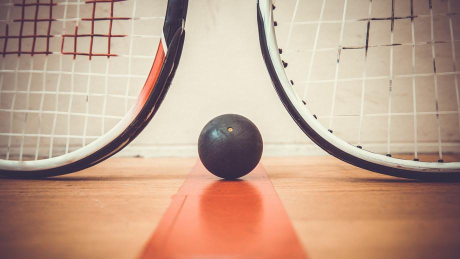 Squash – zestaw akcesoriów dla początkujących