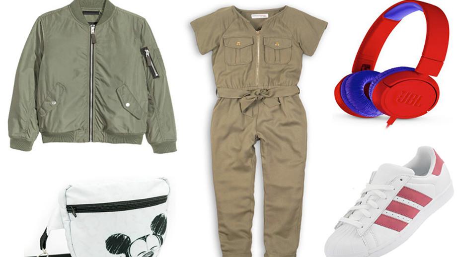 Dziecięca moda festiwalowa. 3 propozycje stylizacji dla dziewczynki