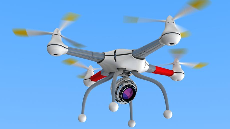 Drony z kamerą – przegląd