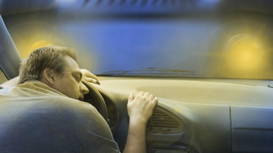 Czujnik antydrzemkowy dla kierowcy