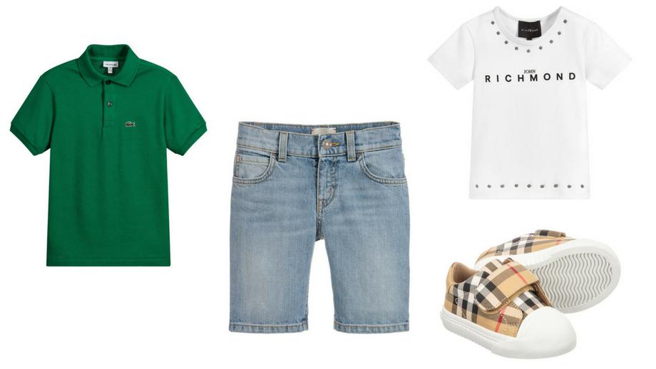 Szorty jeansowe – jak je nosić? Sprawdzone propozycje dla chłopców