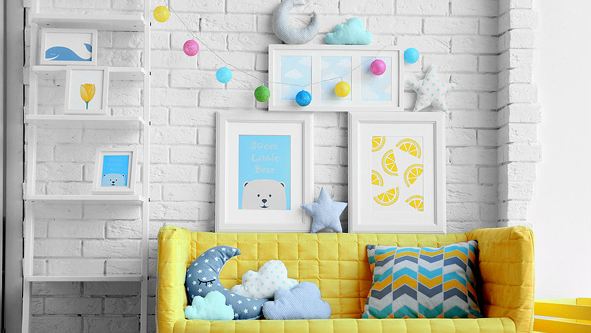 8135ac22 Grafiki jak obrazki. Ozdoby do pokoju dziecka - Allegro.pl