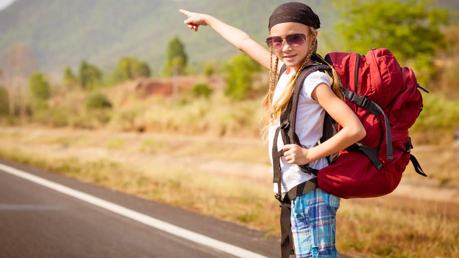 Wędrówki z dzieckiem – top 5 outdoorowych gadżetów dla najmłodszych