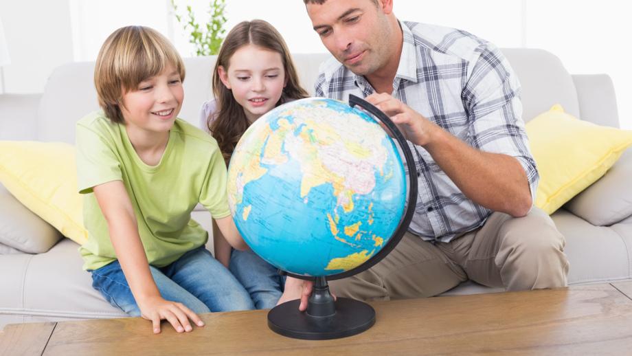 Gry i zabawy, które uczą geografii