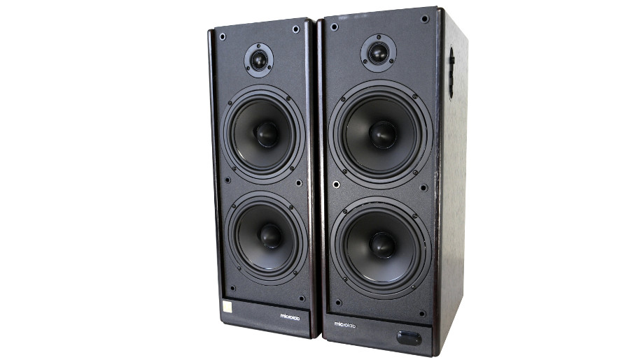 Test głośników 2.0 Microlab Solo 7C – wielkie głośniki dla wymagających